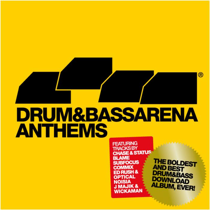 VARIOUS - Drum & Bass Arena Anthems