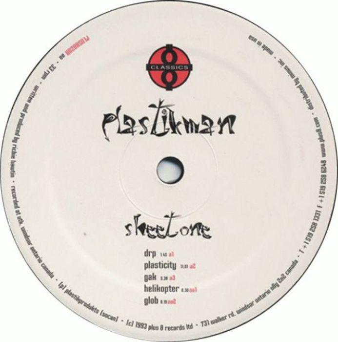 PLASTIKMAN - Sheet One (Remastered)