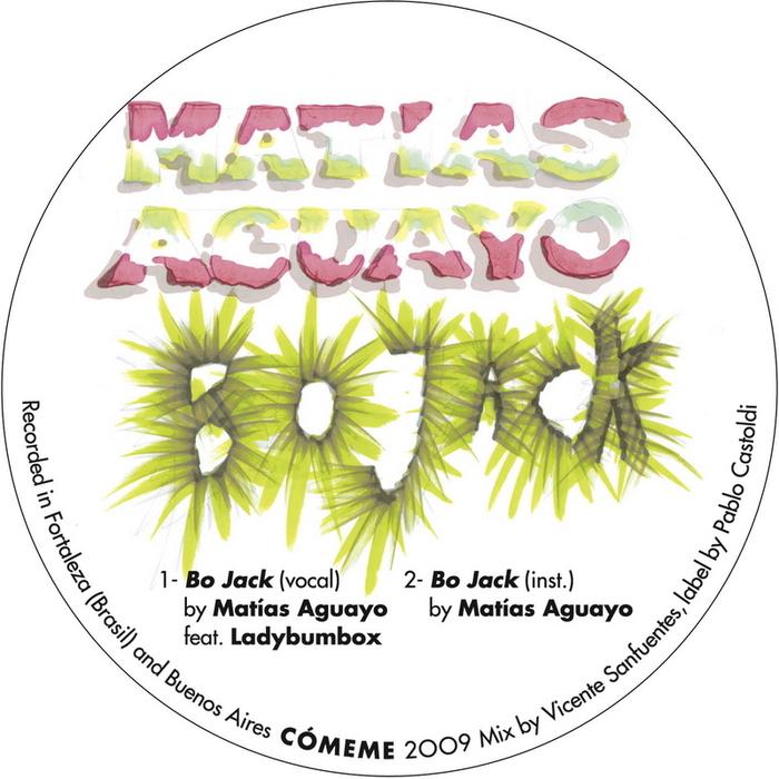 AGUAYO, Matias /REBOLLEDO feat LADYBUMBOX - Bo Jack