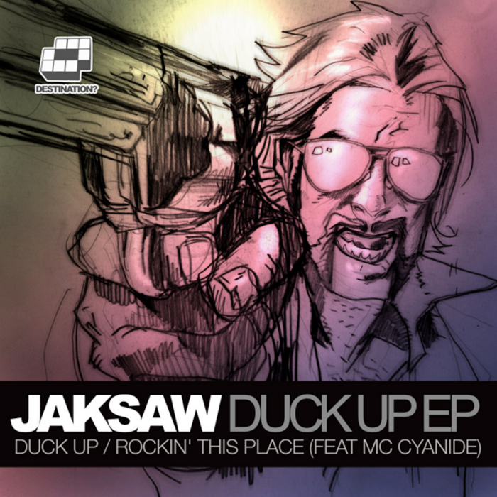 JAKSAW feat MC CYANIDE - Duck Up EP