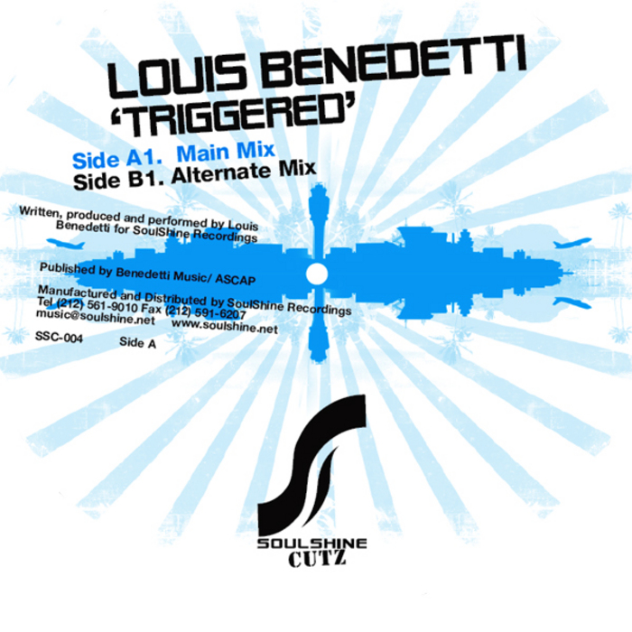 BENEDETTI, Louis - Triggered