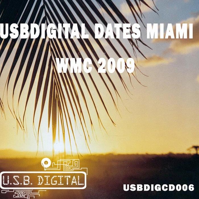 VARIOUS - USB Digital Dates Miami - WMC 2009