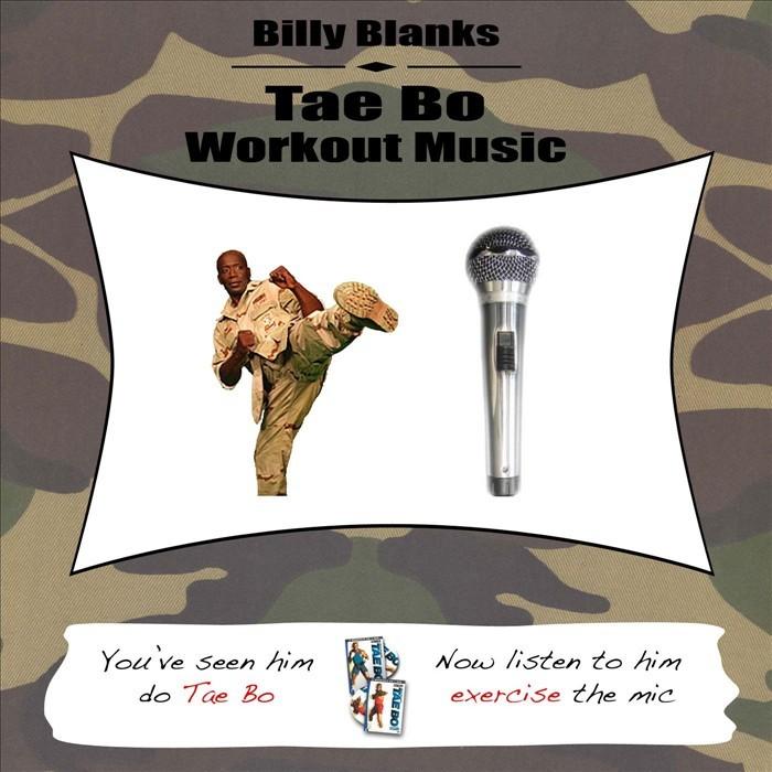BLANKS, Billy - Tae Bo Workout Music