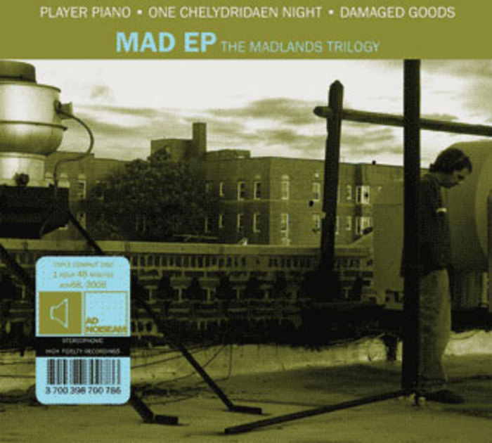 MAD EP - The Madlands Trilogy