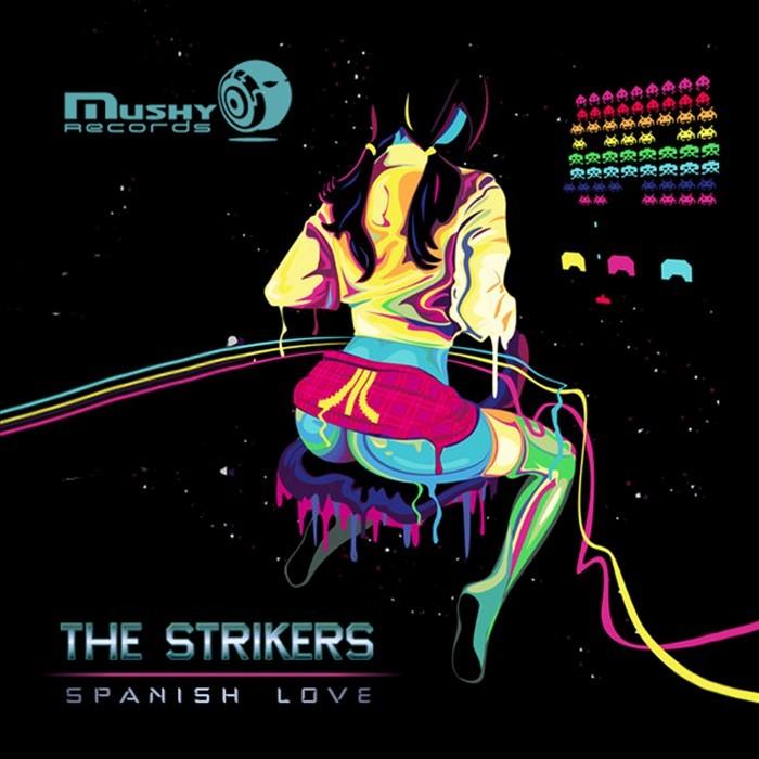 STRIKERS, The - Spanish Love EP