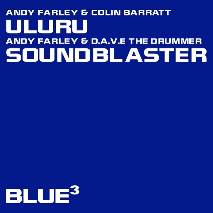 FARLEY, Andy/COLIN BARRATT/DAVE THE DRUMMER - Uluru