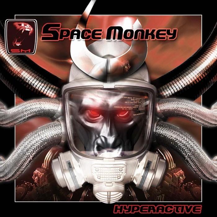 SPACE MONKEY - Hyperactive