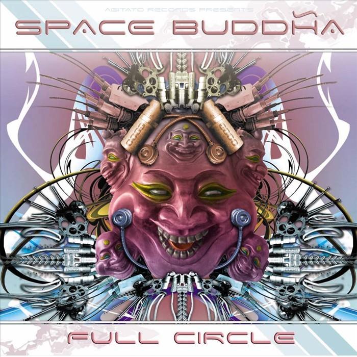 SPACE BUDDHA - Full Circle