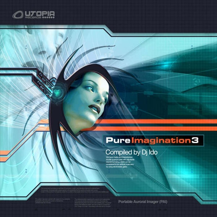 VARIOUS - Pure Imagination: Vol 3
