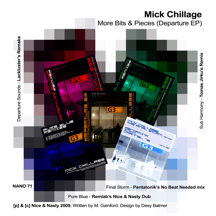CHILLAGE, Mick - More Bits & Pieces (From Departure EP)