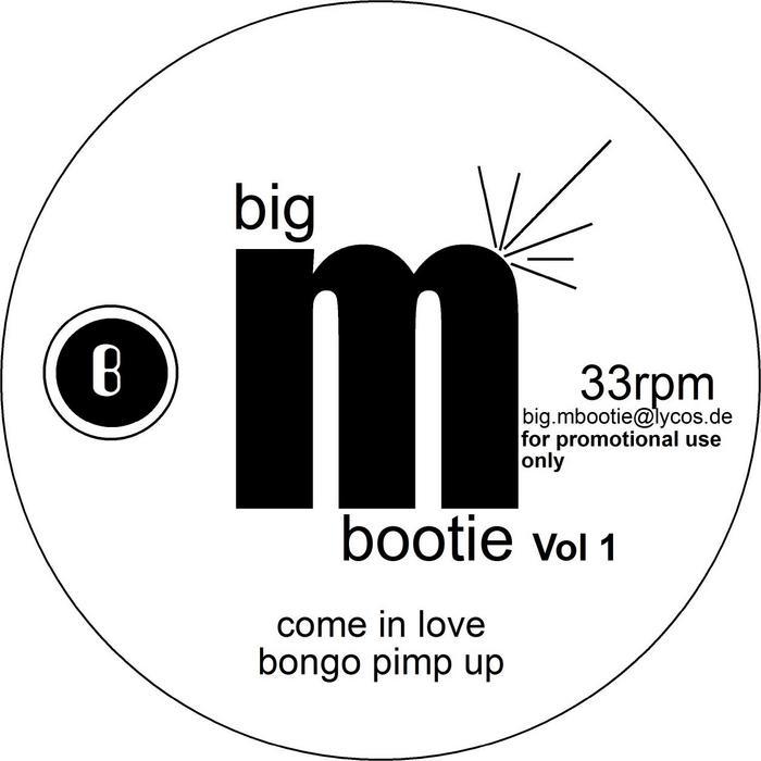 BIG M - Big M Bootie Vol 1