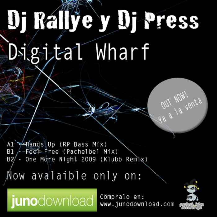 DJ RALLYE/DJ PRESS - Digital Wharf