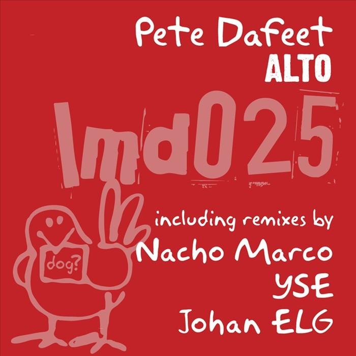 DAFEET, Pete - Alto