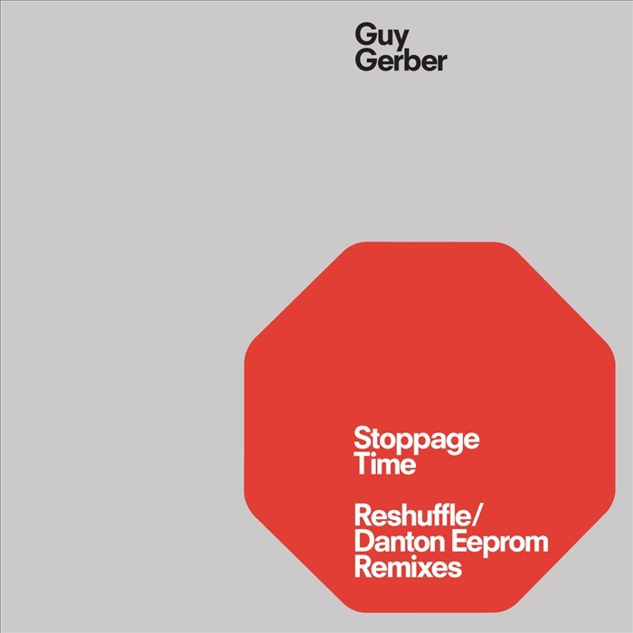 GERBER, Guy - Stoppage Time