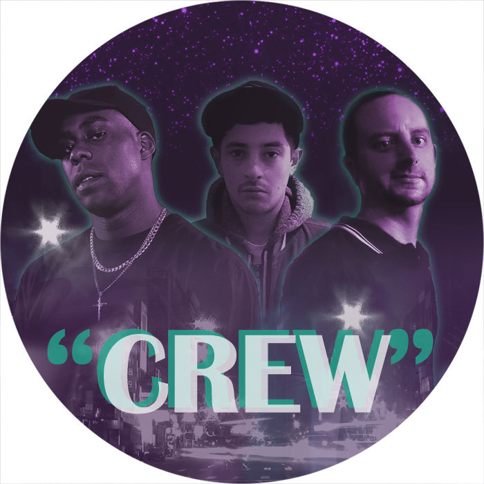Secret Agent Gel ft Coppa - Crew EP