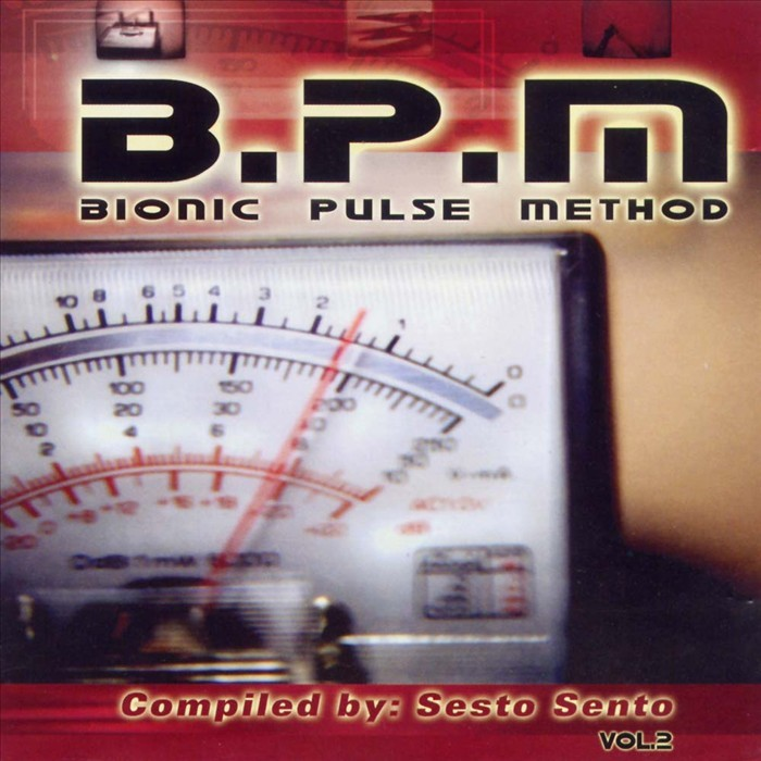 SENTO, Sesto/VARIOUS - BPM: Bionic Pulse Method Vol 2