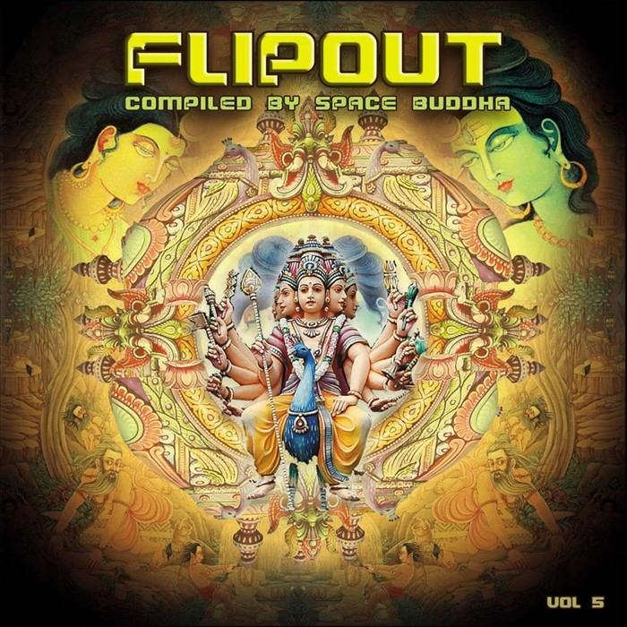 SPACE BUDDHA/VARIOUS - Flip Out Vol 5