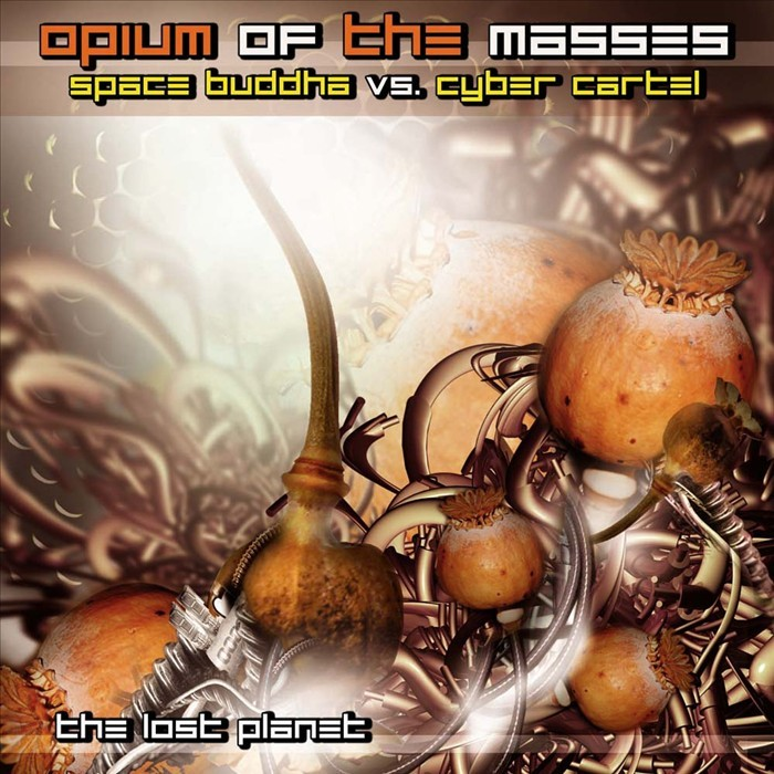 OPIUM OF THE MASSES - The Lost Planet