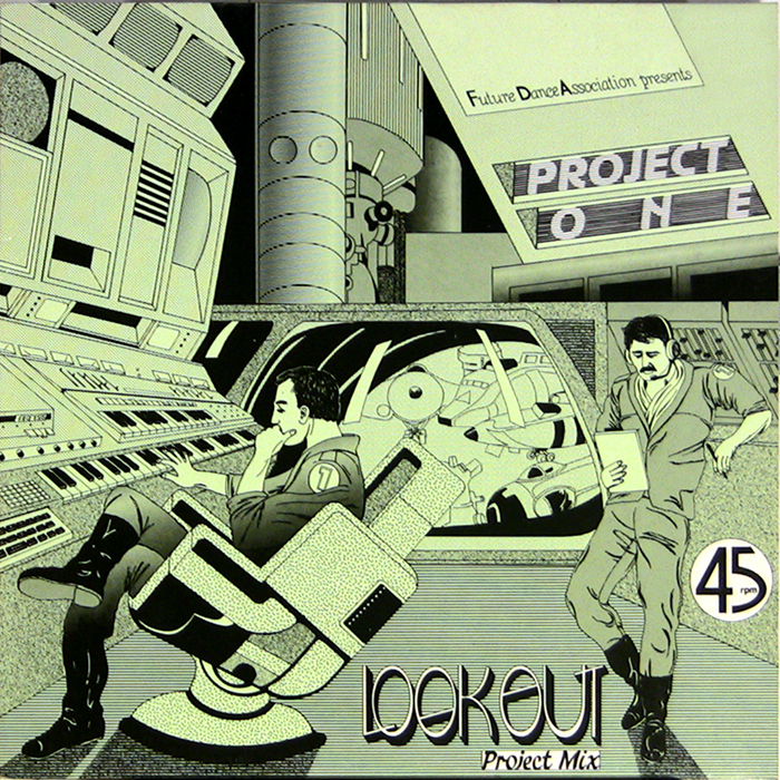 PROJECT ONE - Look Out (Project mix)