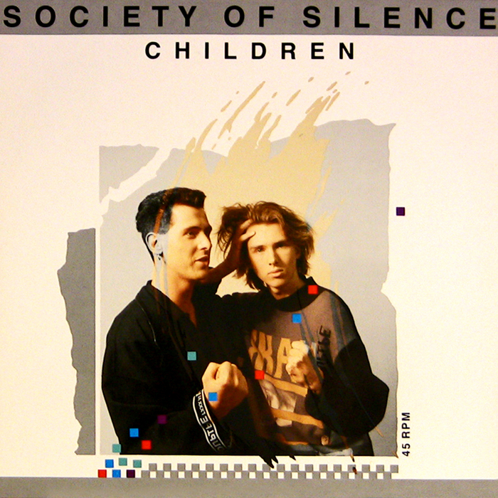 SOCIETY OF SILENCE - No More Drugs