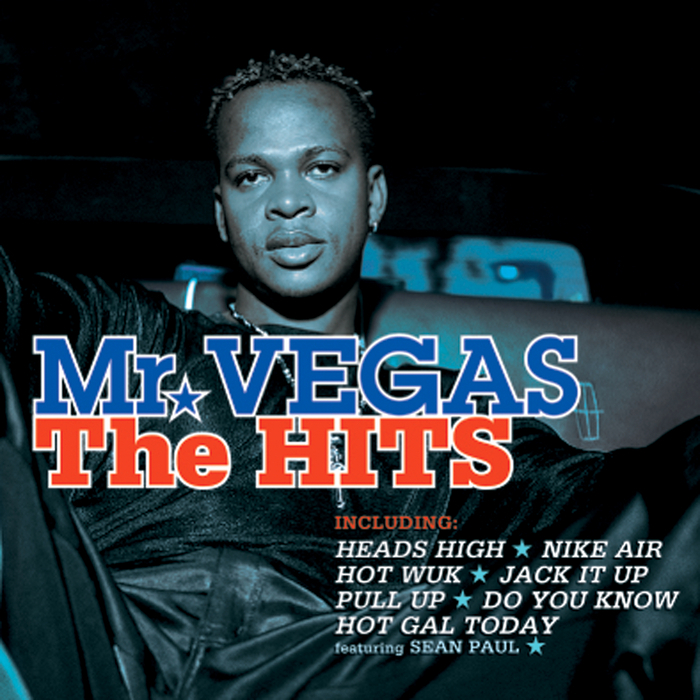 Mr. Vegas heads high (dom dias booteg) supported by david guetta.