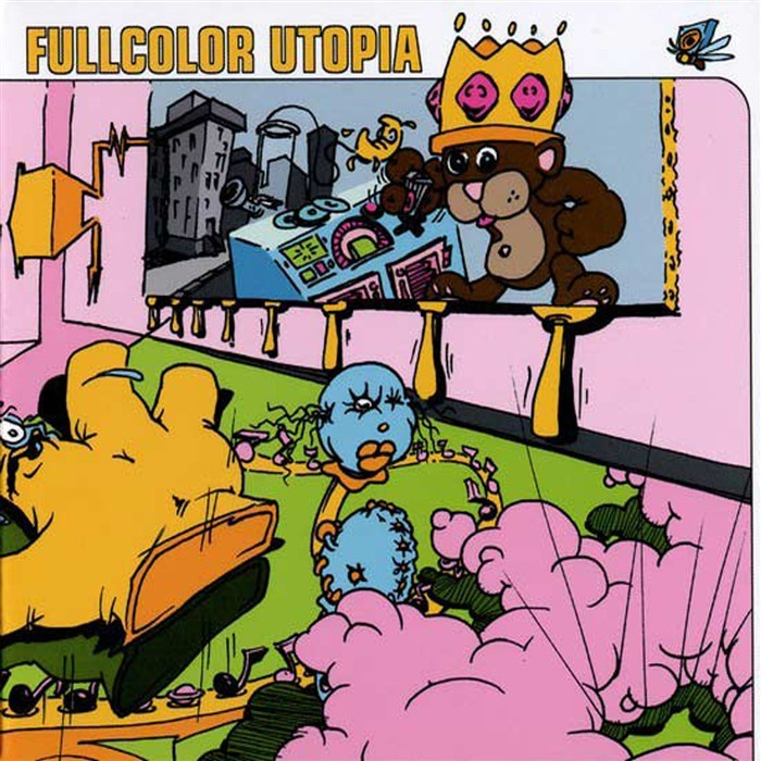 FULL COLOR - Utopia