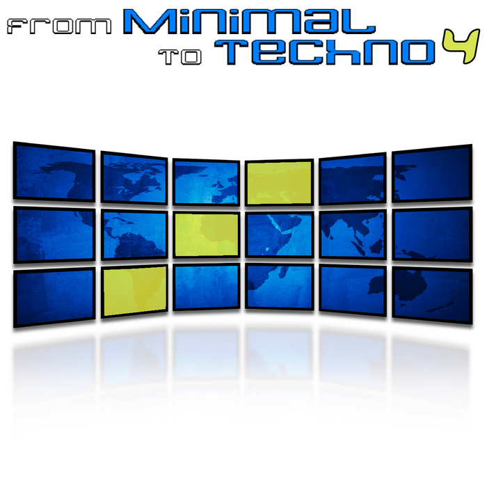 VARIOUS - From Minimal To Techno Vol 4