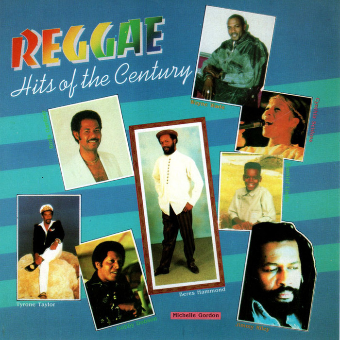 VARIOUS - Reggae Hits Of The Century