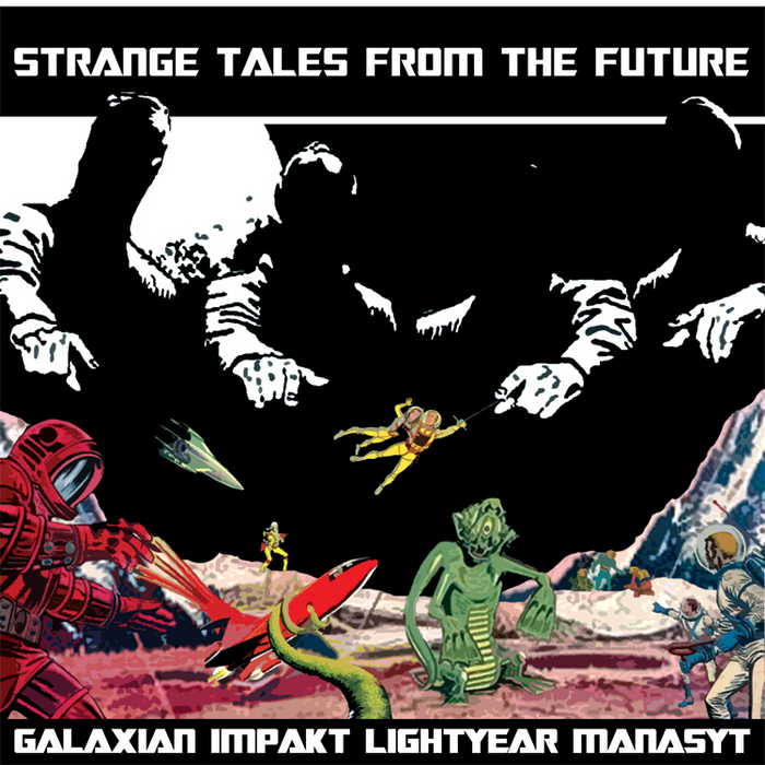 VARIOUS - Strange Tales From The Future Vol 2