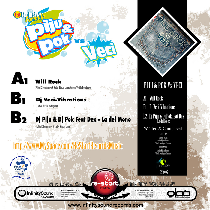 DJ PIJU/DJ POK/DJ VECI - Will Rock