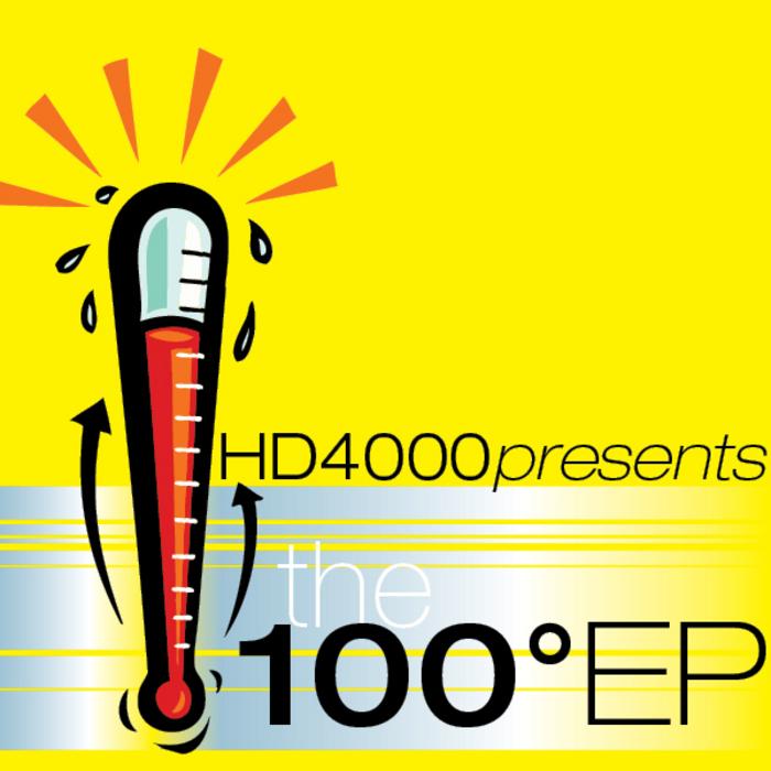 HD4000/THE WIDDLER/VOODOOSTEAMBOAT feat CEEKER - 100° EP