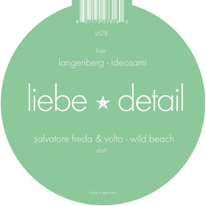 FREDA, Salvatore & VOLTA/LANGENBERG - Wild Beach / Ideosami