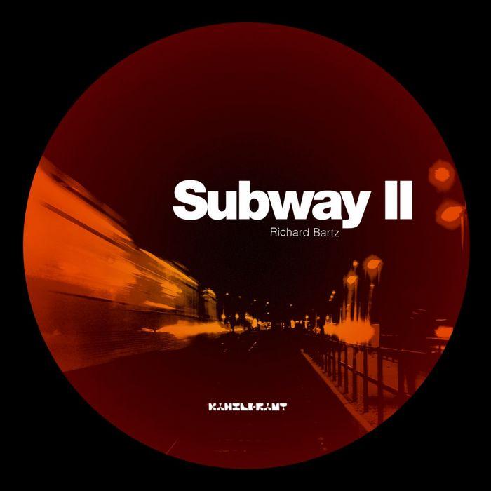 BARTZ, Richard - Subway II