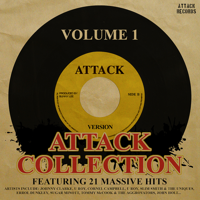 VARIOUS - Attack Collection: Volume 1