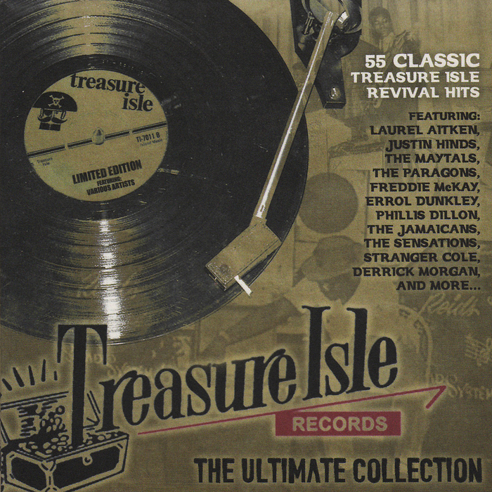 VARIOUS - Treasure Isle Records: The Ultimate Collection