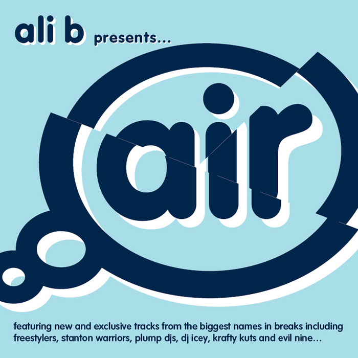 VARIOUS - Ali B Presents Air Breaks (unmixed Tracks)