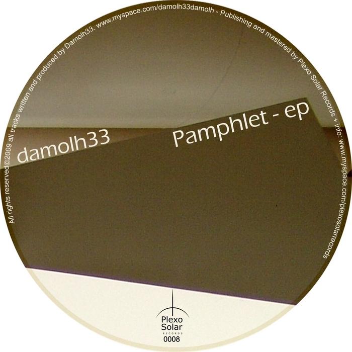 DAMOLH33 - Pamphle EP