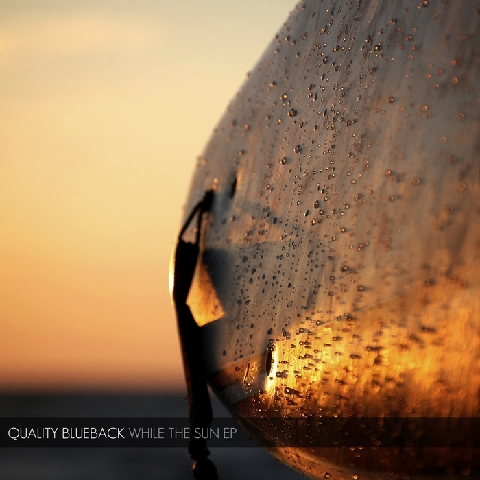 QUALITY BLUEBACK - While The Sun EP