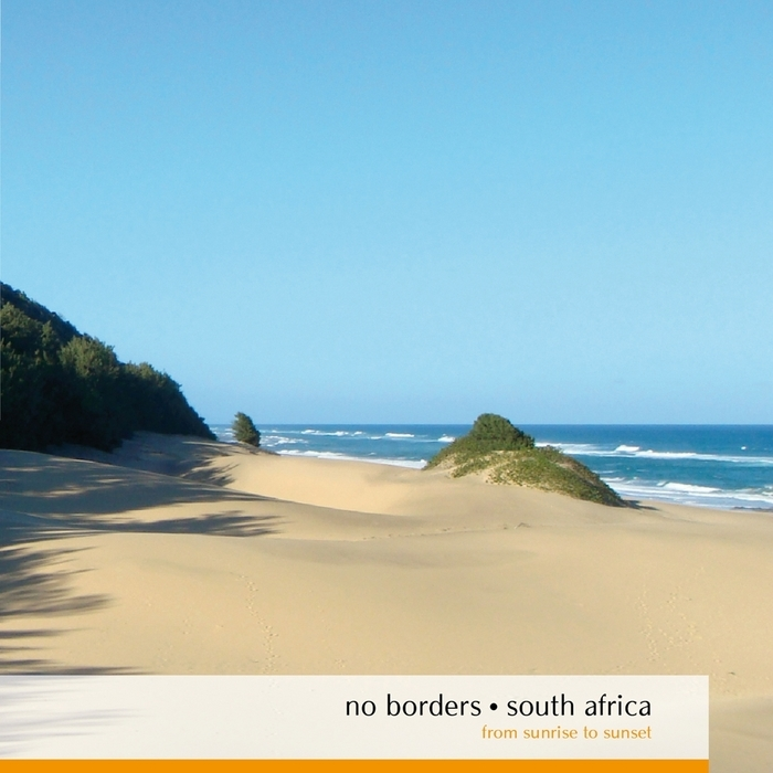 ANDREW G/VARIOUS - No Borders: South Africa