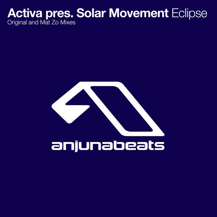 ACTIVA present SOLAR MOVEMENT - Eclipse