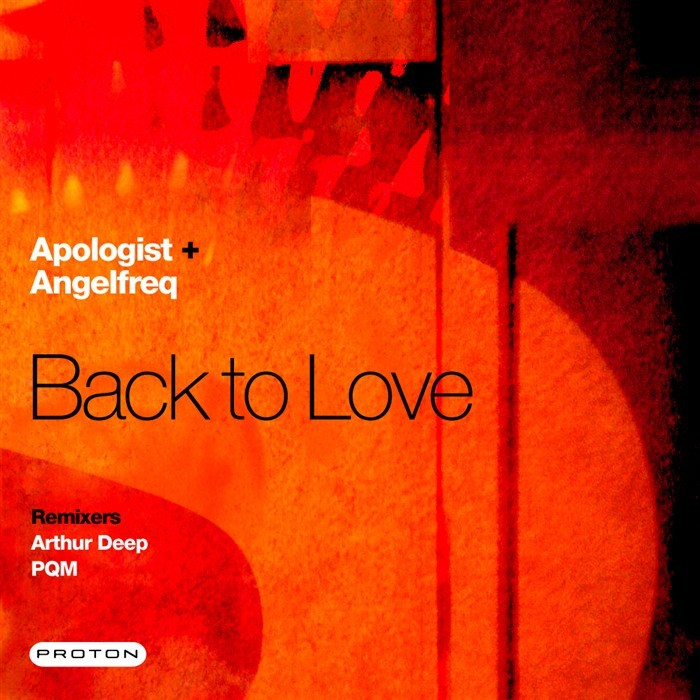 APOLOGIST/ANGELFREQ - Back To Love