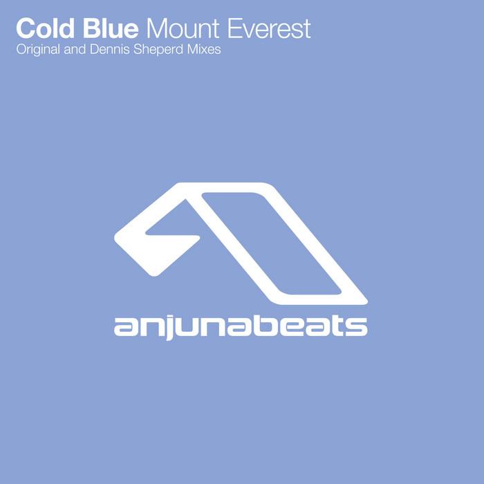 COLD BLUE - Mount Everest