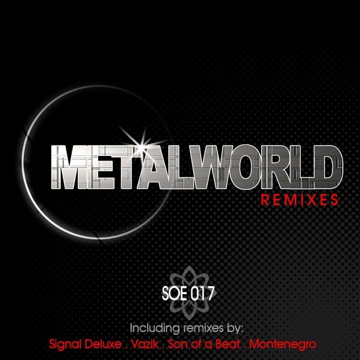 FORZA - Metalworld (remixes)