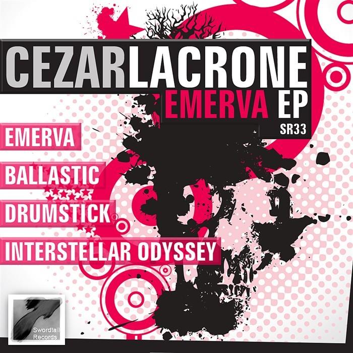 LACRONE, Cezar - Emerva EP