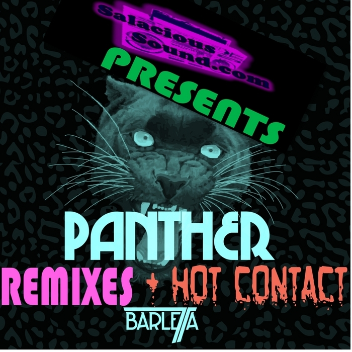 BARLETTA - Panther (remixes)