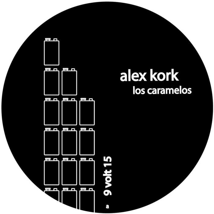 KORK, Alex - Los Caramelos