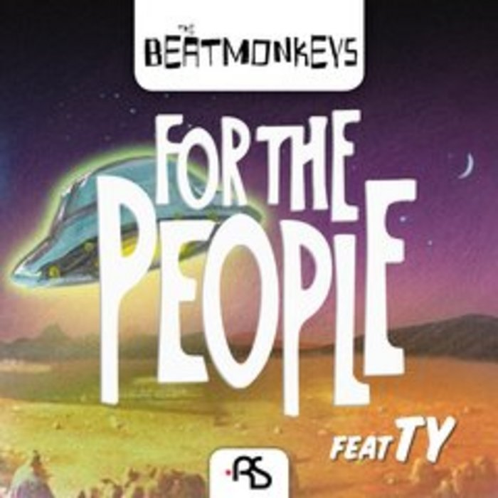 BEAT MONKEYS, The feat TY - For The People EP