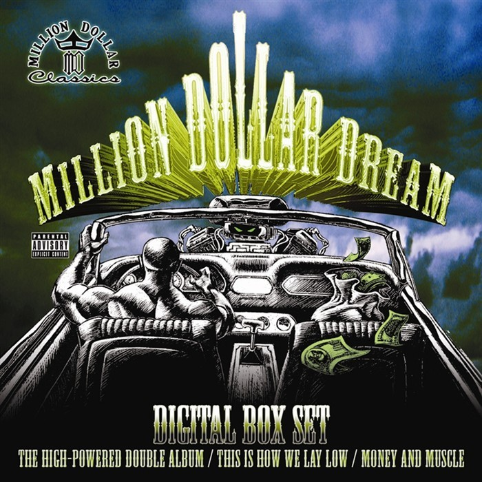 VARIOUS - Million Dollar Classics 1997-1999 (Digital Box Set) (unmixed tracks)
