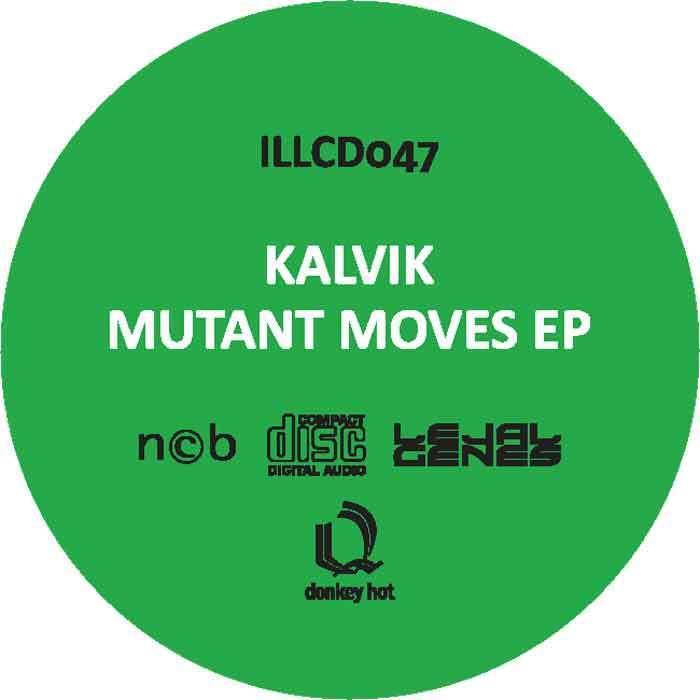 KALVIK - Mutant Moves EP