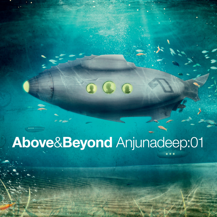 VARIOUS - Above & Beyond Anjunadeep:01 (Unmixed & DJ Ready)